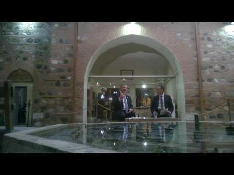 Kanal 58 Rahmi Olcay'ın sunumuyla Kültür Şurası programı