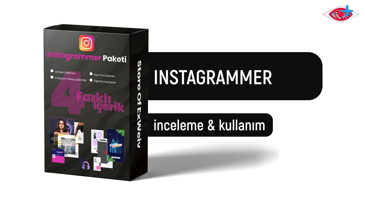 Instagrammer Paketi - İncelemesi