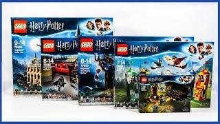 COMPILATION LEGO HARRY POTTER