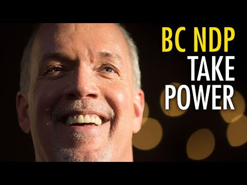 Clark OUT, Horgan IN: BC prepares for NDP government