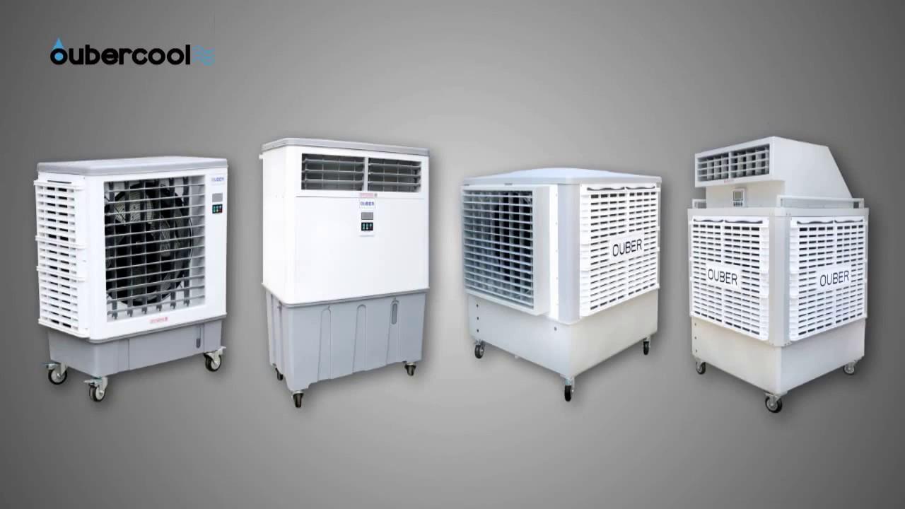 Climatizador Evaporativo - Como Funciona