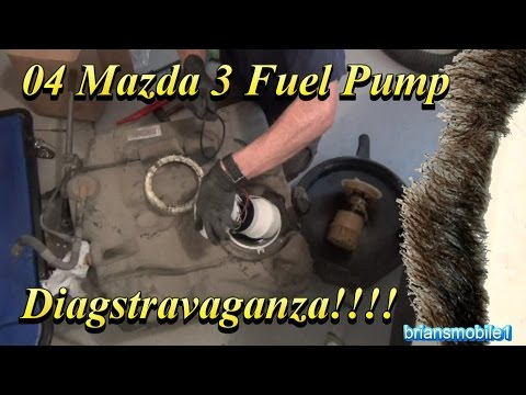 04 Mazda 3 Fuel Pump Diagstravaganza