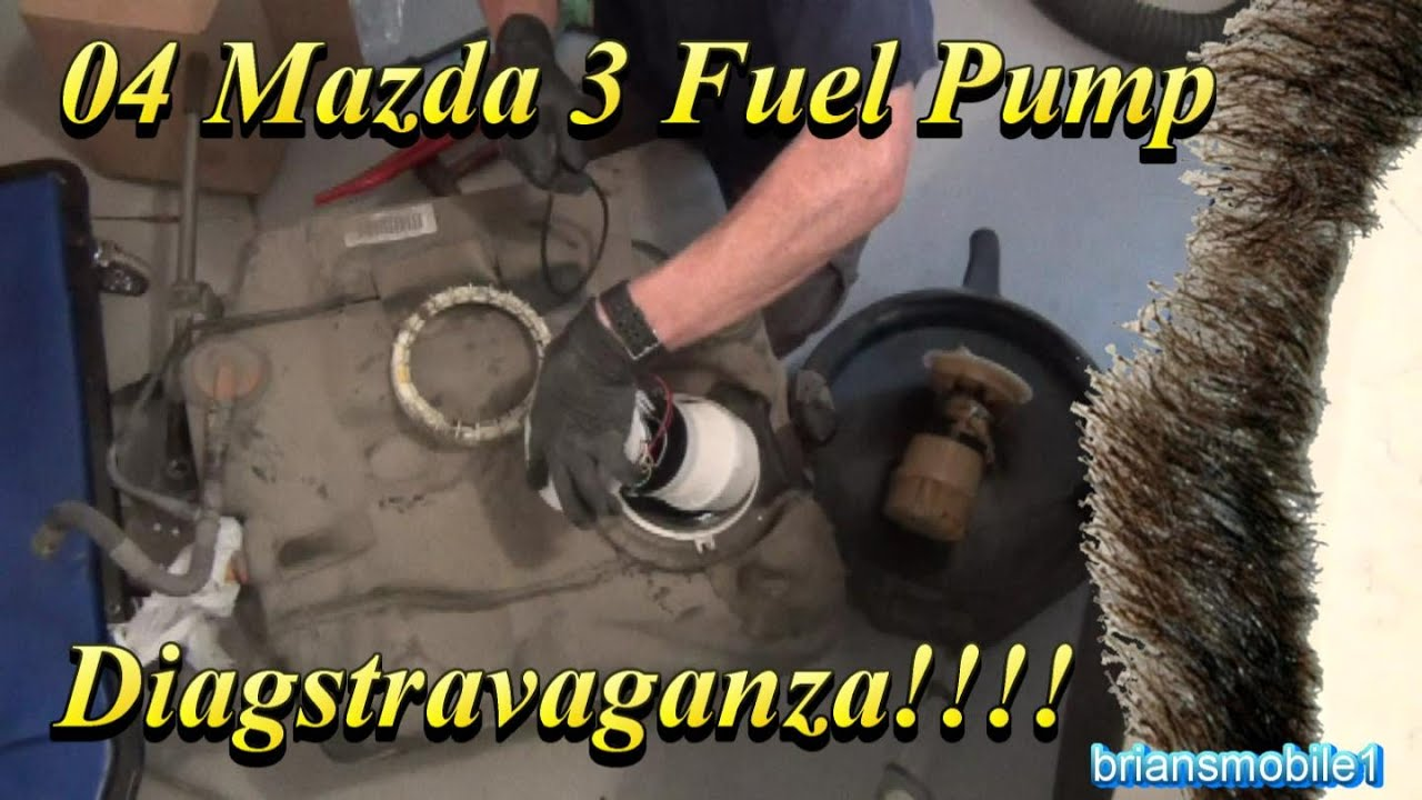 04 mazda 3 fuel pump diagstravaganza youtube 04 mazda 3 fuel pump diagstravaganza asfbconference2016 Image collections