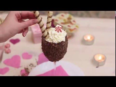 Романтичный десерт к 14 февраля | Лайфхакер