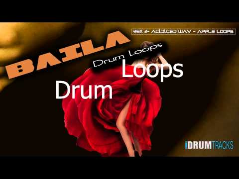 Baila Loops 4 - 96 Bpm Audio Sample
