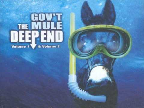 Gov't Mule - Worried Down With The Blues - The Deep End Vol. 1