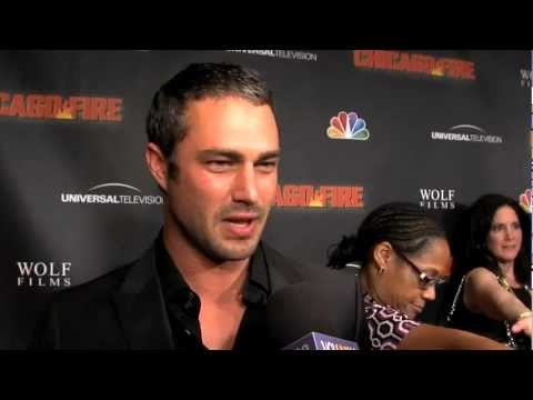 On the Red Carpet with the Cast of Chicago Fire