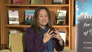 ISD Diverse Diplomacy Leaders series with Julie Chung