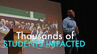 Hakeem Rahim - Mental Health Awareness Expert