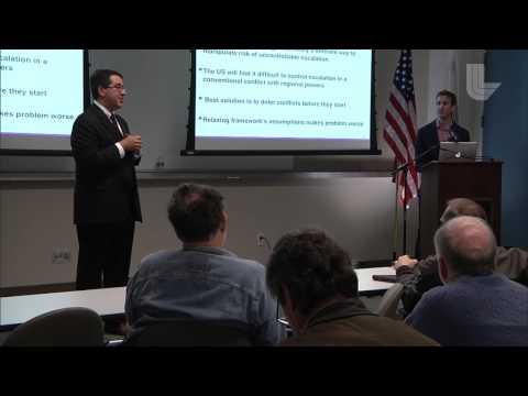 Regional Nuclear Powers: Deterrence Strategies, Escalation Pathways & Best Responses? | CGSR Seminar