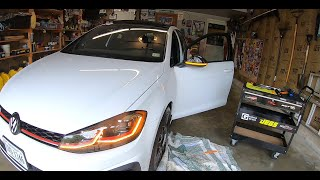 homepage tile video photo for 2018 VW GTI SE Ep.376: Detailed Installation of $45 Dynamic Turn Signals