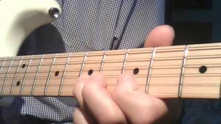 Shadows Theme For Young Lovers Guitar Lesson