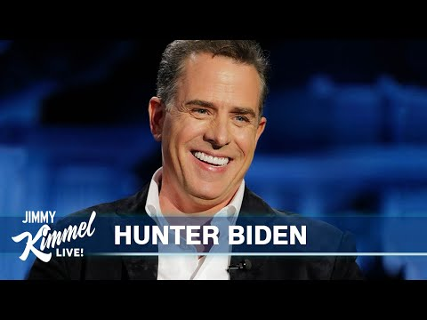 Hunter Biden on Crack Addiction, Political Divide, Ukraine, Donald Trump Jr, Laptop & Finding Lo