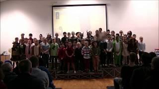Year 5 Assembly - Viking Rock