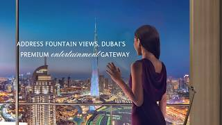 Discover Address Fountain Views | English