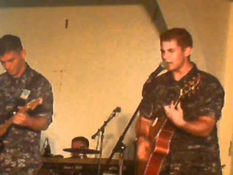 Pacific Fleet Band - Moves Like Jagger, It Will Rain (June 26, 2012, Catbalogan City, Samar)