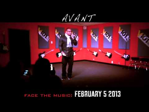Sneak Peek: Avant Performing Live
