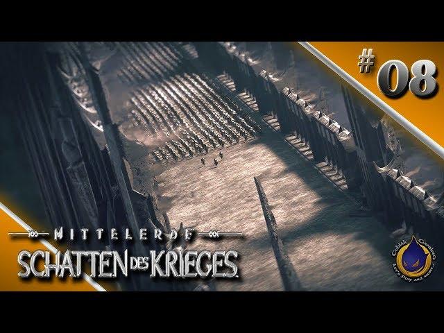 KANKRAS KRANKER GEIST ⚔️ Let's Play MITTELERDE - SCHATTEN DES KRIEGES #08