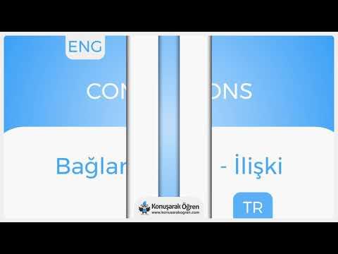 Connections Nedir? Connections İngilizce Türkçe Anlamı Ne Demek? Telaffuzu Nasıl Okunur?