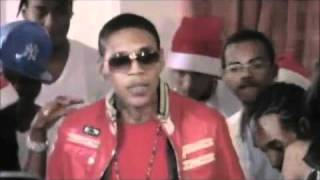 Download LIKE CHRISTMAS |BEHIND THE SCENES| VYBZ KARTEL & SHEBA DEC 2010 MP3 song and Music Video