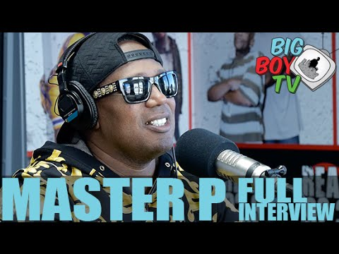"""Download Master P on Kobe Bryant, """"Family Empire"""", And More! (Full Interview) 