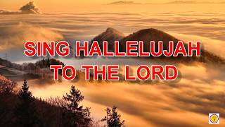 Sing Hallelujah To The Lord    Guitar Chords and Lyrics    English Gospel Song