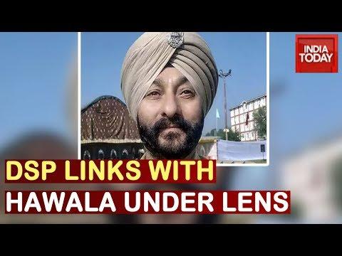 Khaki Terror Treachery: Arrested Terrorist Reveals DSP's Links With Hawala