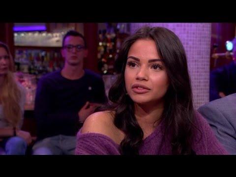 """Monica Geuze: """"Ik wil zo open en eerlijk mogelijk zijn' - RTL LATE NIGHT"""