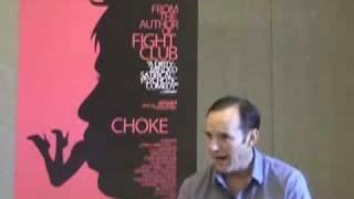 Clark Gregg Interview Part 2 (Choke)