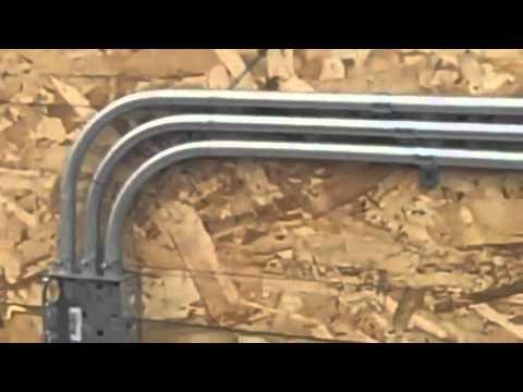 como doblar tubo emt conduit