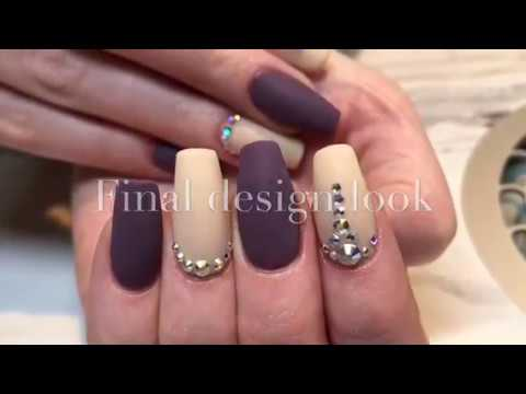 Watch me work - Artistic Nail Design Perfect Dip system - Watch Me Work - Artistic Nail Design Perfect Dip System - YouTube