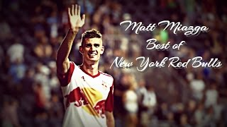 Matt Miazga - Best of New York Red Bulls
