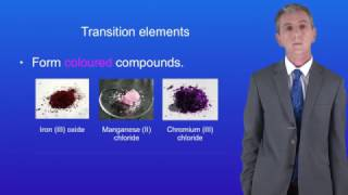 GCSE Chemistry (9-1) Transition Elements
