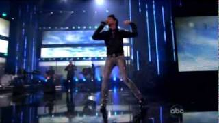 American Music Awards 2010 - Train - Marry Me & Hey Soul Sister
