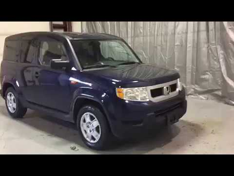 2009 honda element 2009 honda element lx 4wd at for sale by chicago auto network youtube. Black Bedroom Furniture Sets. Home Design Ideas