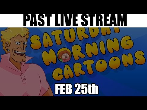 Yo Mama's Saturday Morning Cartoons (Feb 25th)