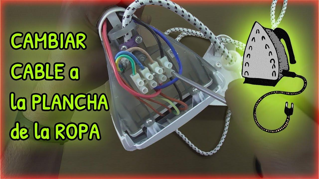 CABLE PLANCHA 3X1 2M CPC-3