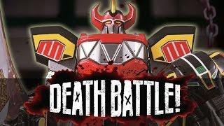 the power rangers morph into death battle