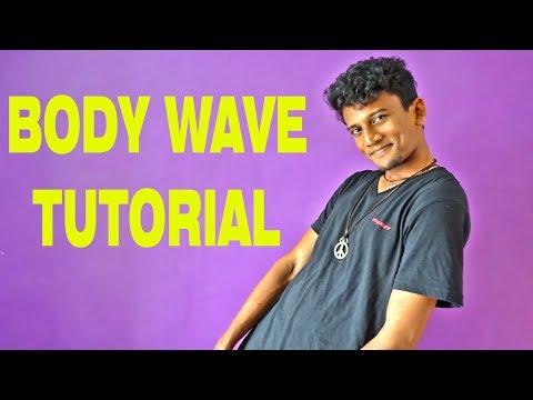 How To Do The Body Wave/Body Roll [HINDI]   Nishant Nair Tutorial