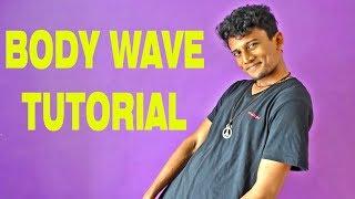 How to do the Body Wave/Body Roll [HINDI] | Nishant Nair Tutorial