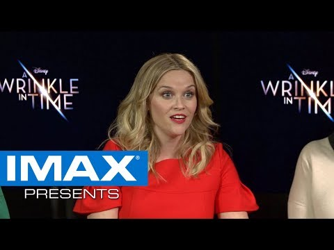 IMAX® Presents: The Story of A Wrinkle in Time