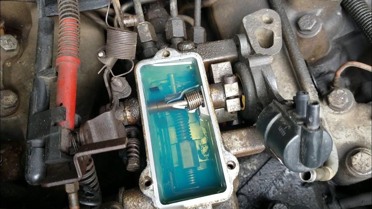 obs f series replacing 7 3 idi fuel shutoff solenoid battery cables [ 1280 x 720 Pixel ]