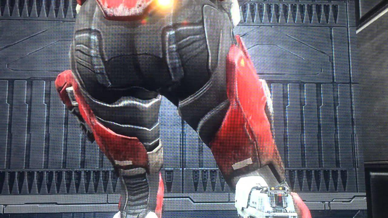 Female ass spartan reach halo