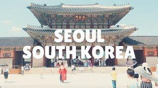 SEOUL, SOUTH KOREA TRIP (Street Food, Gyeongbokgung, N. Seoul Tower)