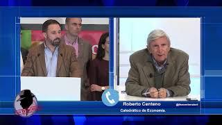 ROBERTO CENTENO EN EXCLUSIVA: