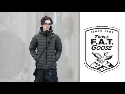 Logan Jacket From Triple F.A.T. Goose | Techwear