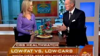 Low-Carb vs. Low-Fat Diets