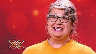 Татьяна Беспалова. X Factor Казахстан. Прослушивания. 7 сезон. Эпизод 2.