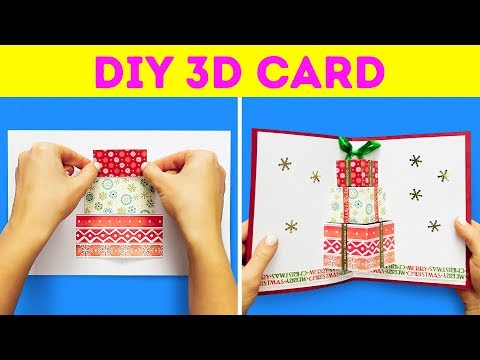 32 DIY HOLIDAY CARDS IDEAS