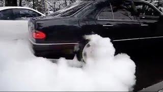 Mercedes W210 E430 V8 Drift (Oo\=*=/oO)
